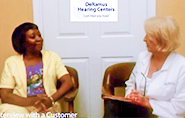 DeRamus Hearing video, hearing aids in Montgomery AL